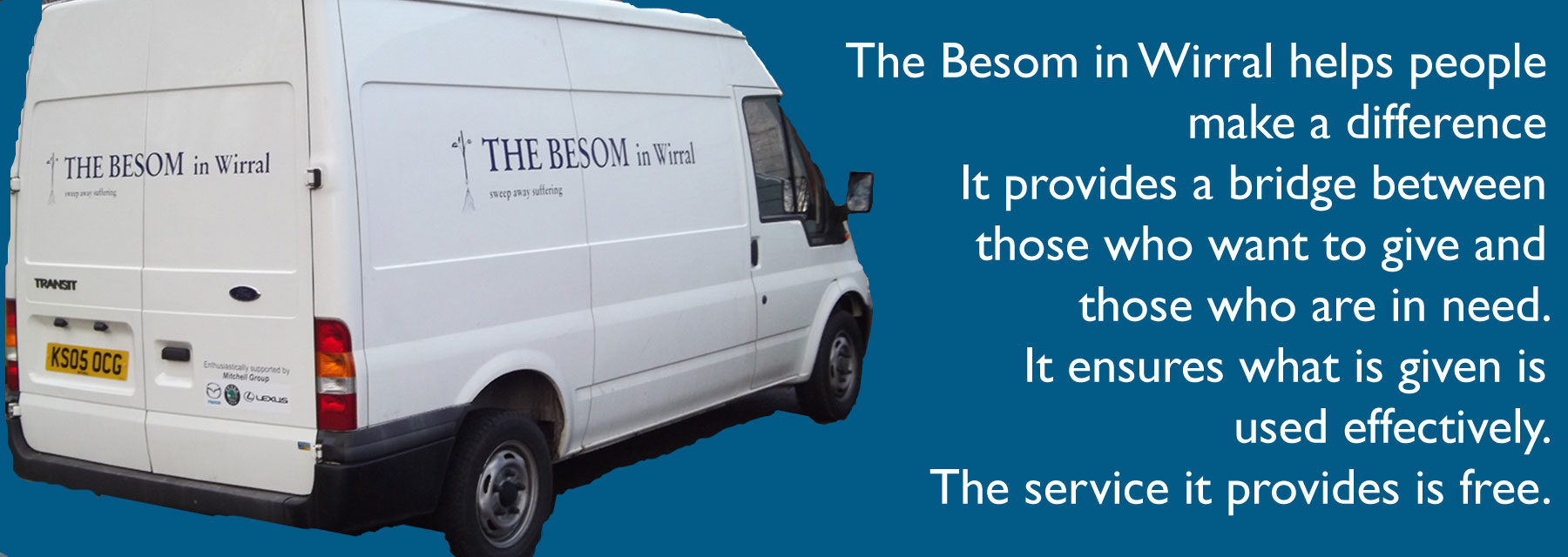 Besom in Wirral